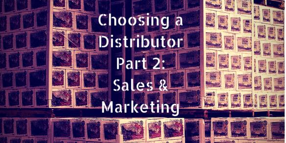 Choosing a Distributor